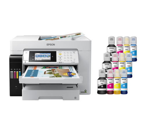Epson WorkForce ST-C8000 Colour MFP Supertank Printer
