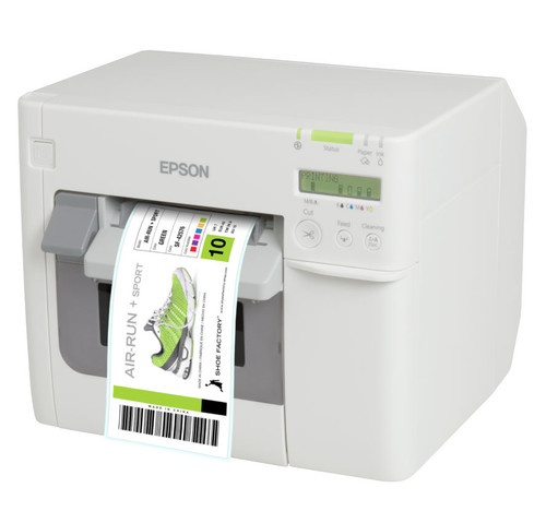 Epson TM-C3500 Colour Label DEMO Printer