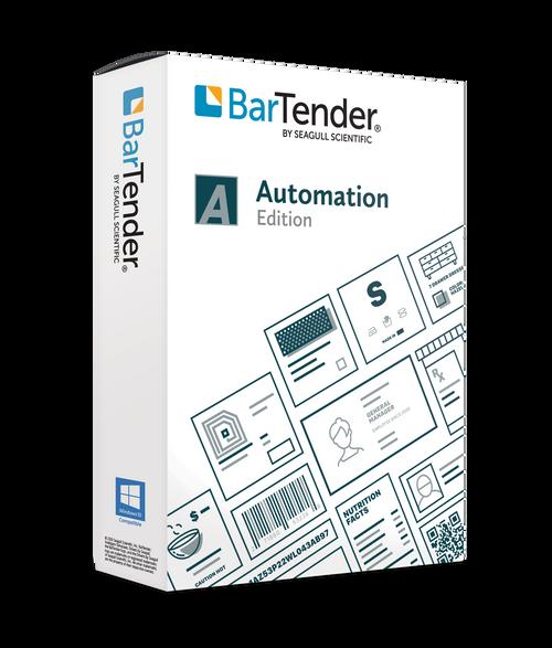 BarTender 2021 Automation - Application License - Premium Maintenance & Support (Per Year)