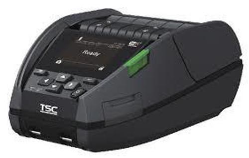 "TSC Alpha-40L 4.0"" 203 dpi 5 ips Mobile Direct Thermal Label Printer A40L-A001-1001"