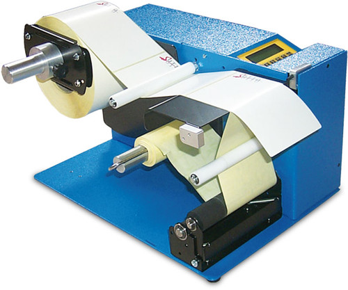 "Large Electronic Dispenser for Labels up to 5.9"" wide"