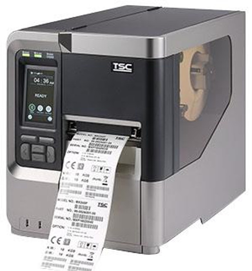 """TSC MX640P 4.0"""" 600 dpi 6 ips Industrial Thermal Transfer Label Printer 99-151A003-0001"""