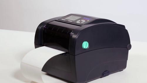 "TSC TC210 4.0"" 203 dpi 6 ips Desktop Thermal Transfer Label Printer 99-059A001-1201"