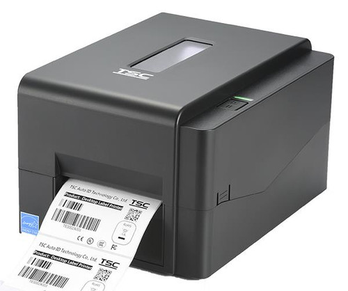 """TSC TE300 4.0"""" 300 dpi 5 ips Desktop Thermal Transfer Label Printer 99-065A700-00LF00"""