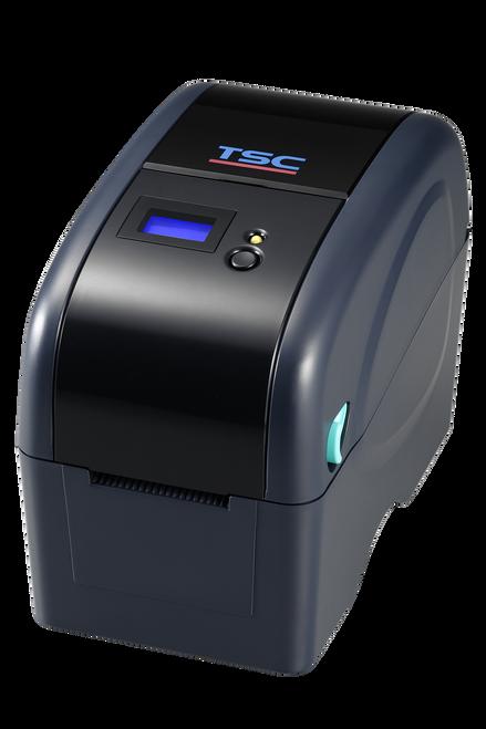 "TSC TTP-225 2.0"" 203 dpi 5 ips Desktop Thermal Transfer Label Printer 99-040A010-1101"