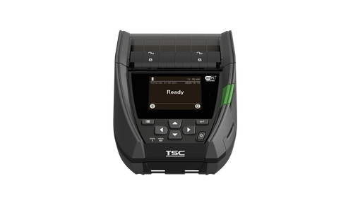 """TSC Alpha-30L 3.0"""" 203 dpi 5 ips Linerless Mobile Direct Thermal Label Printer A30L-A001-1011"""