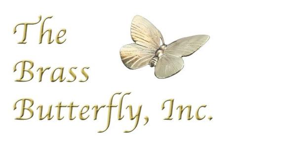 The Brass Butterfly