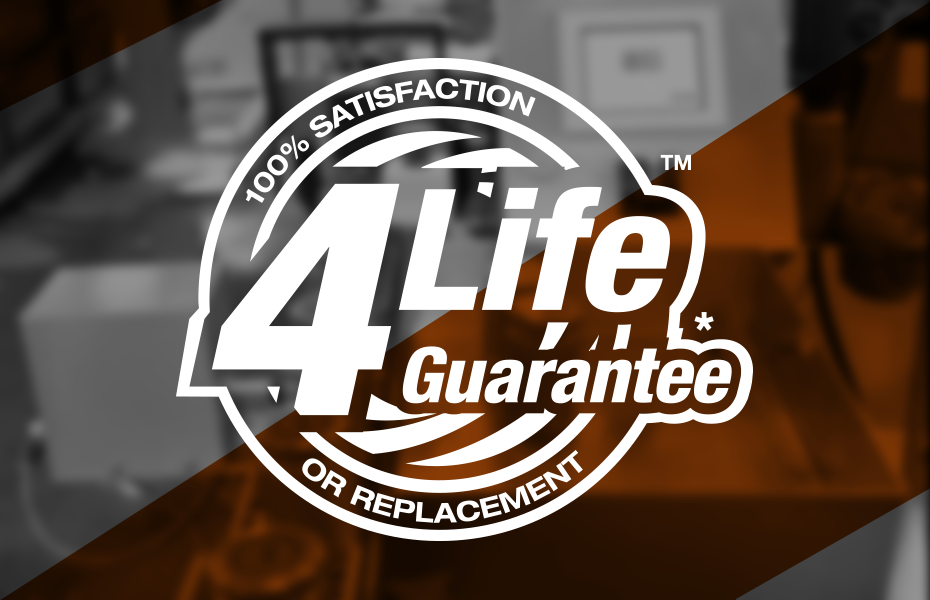 4Life Guarantee - 100% Satisfaction or Replacement