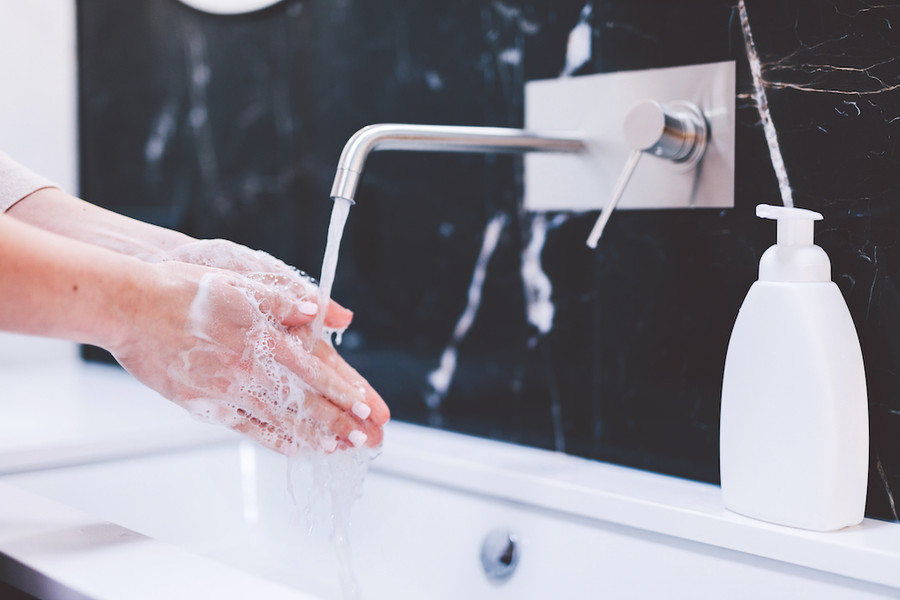 The Science Behind Hand Washing & Are You Doing It Properly
