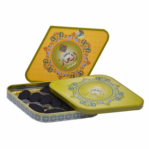 Al Bahaar Agarwood Tablets By Khadlaj - AttarMist