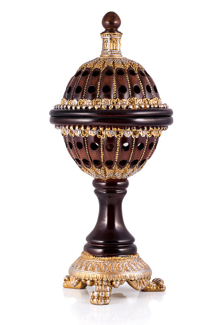 Luxury Globe Burner - AttarMist.co.uk
