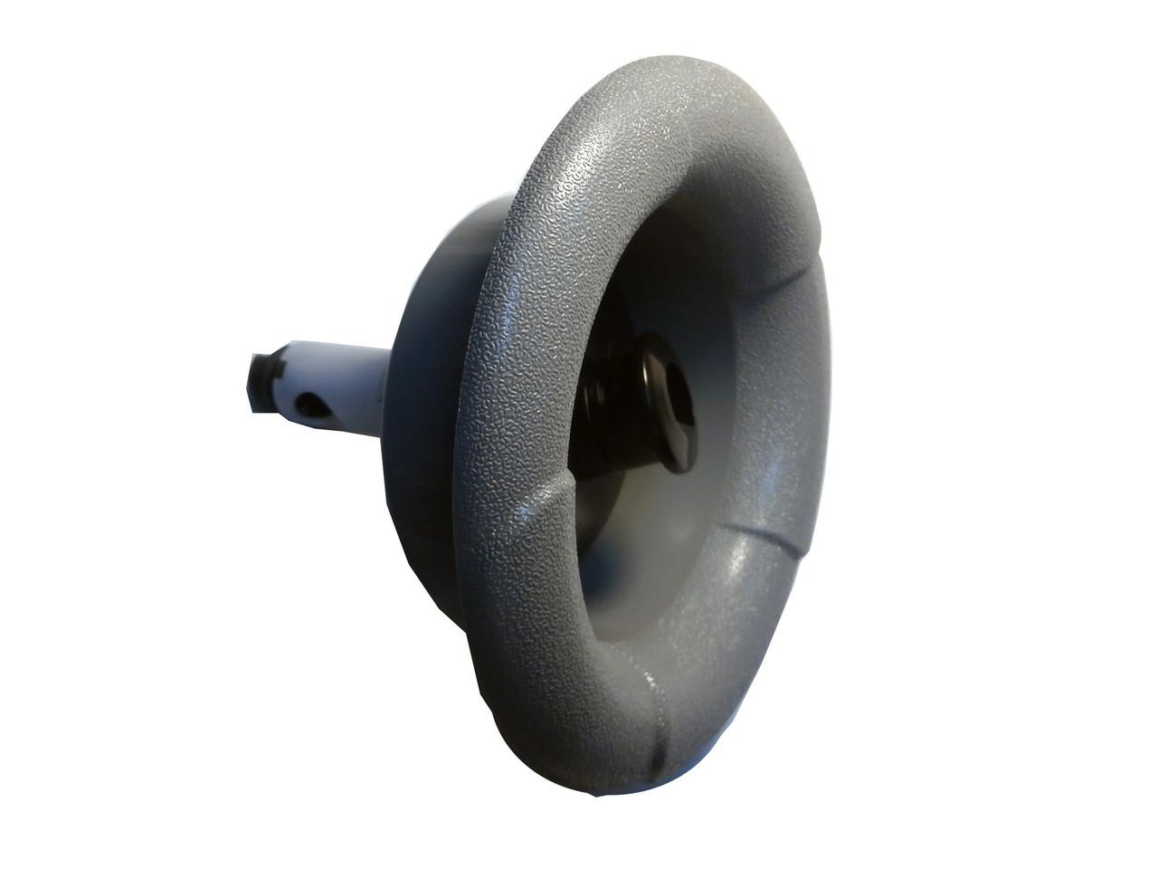 Industry Dual Spin Grey//Black Master Spas Jet X241122-3.5 inch G.G