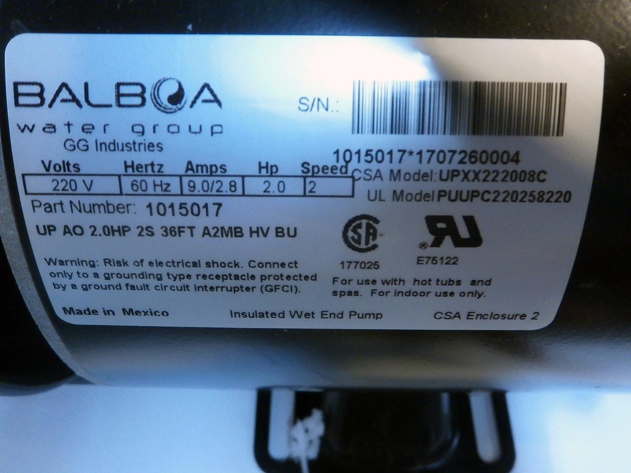 X320465 - Balboa Label View