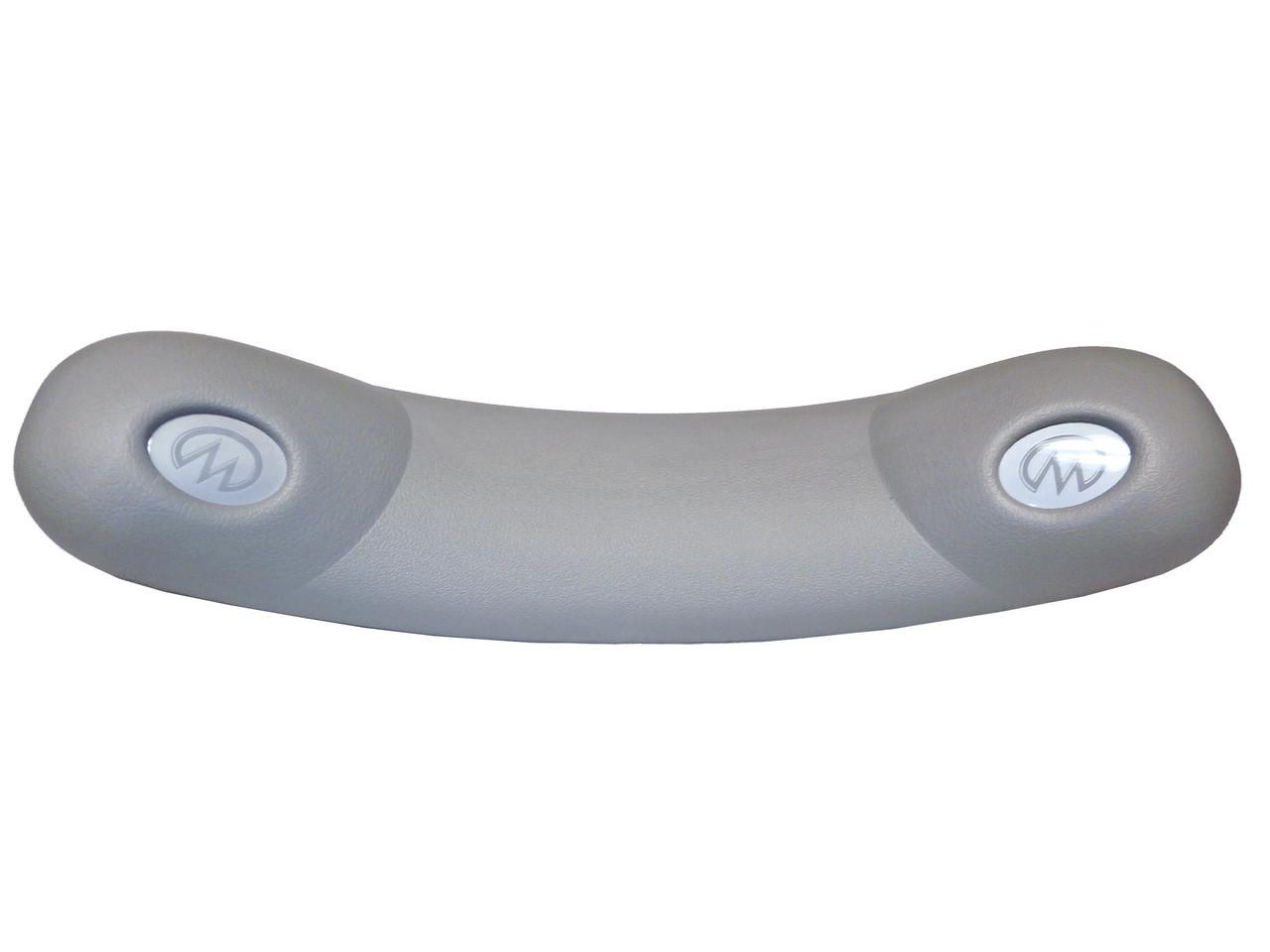 Master Spa - X540710 - Legend Series Wrap Around Pillow - Grey - 2005 to 2009 - Side View