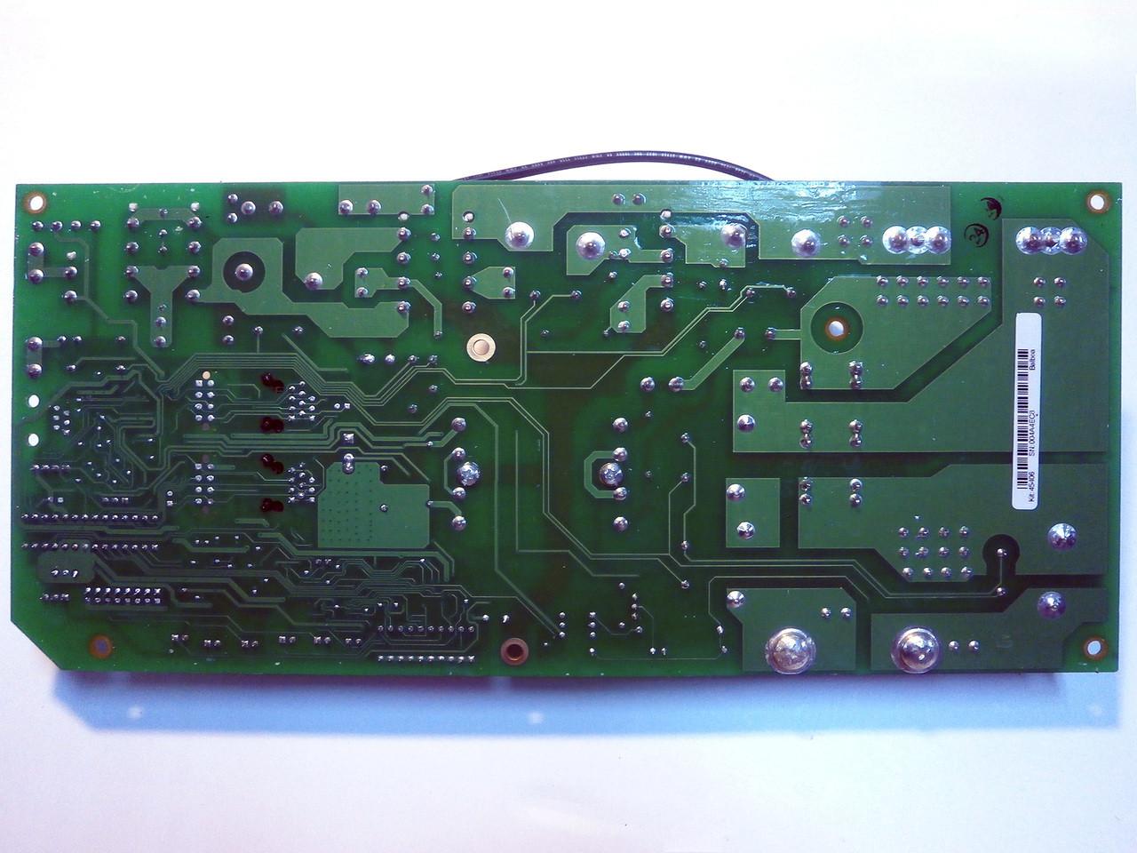 X801096 - Rear View