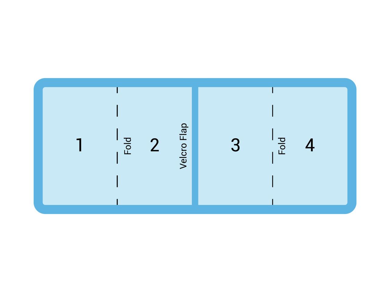 """12' x 8' Master Spa - Swim Spa Cover  (144"""" x 94"""")"""