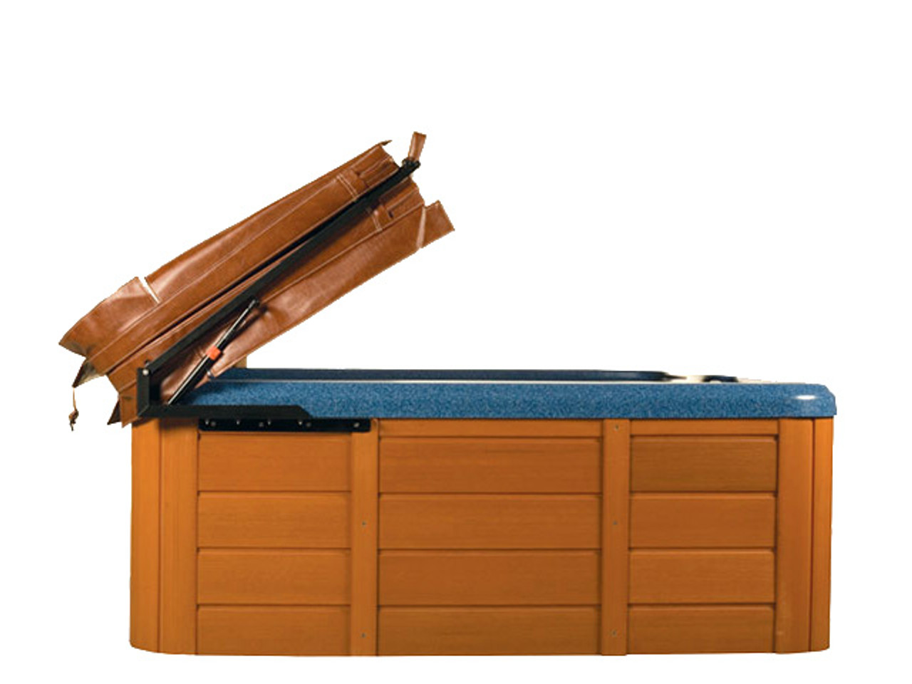 Master Spa - CV90201 - Cover Valet - Premium Hot Tub Cover Lifter - Step3 View