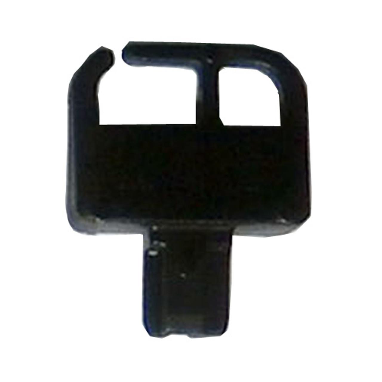 Master Spa - X900104 - Black Master Cover Lock Key