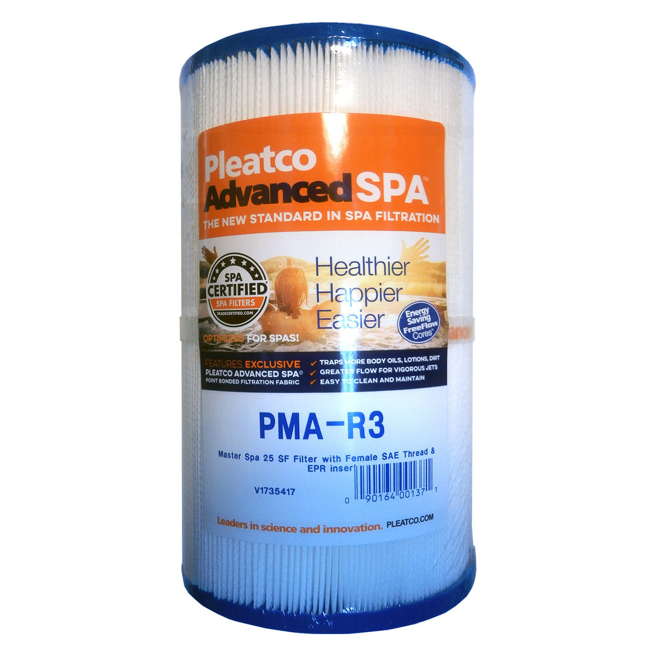 Master Spas - X268548 - PMA-R3 - Filter Element - Outer Micro Filter (used with X268532 - PMA-EPR)