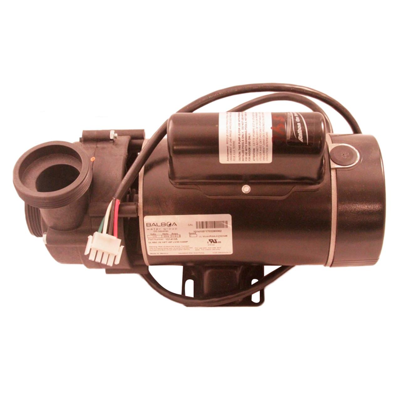 Master Spa - X320540 - Spa Pump - 10.8 Amp, 2 Speed 120 Volt Pump