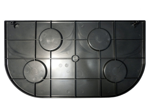 Master Spa - X261100 - Filter Lid - Master Filter Lid - Rear View