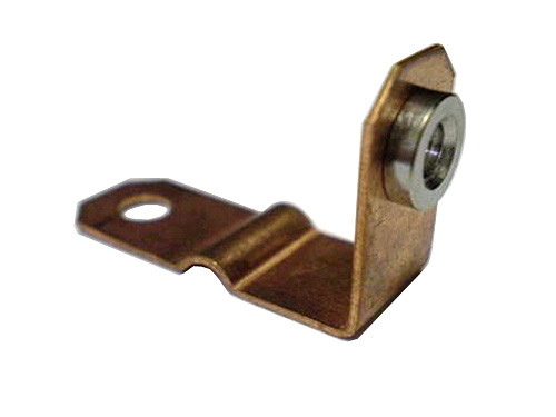 Master Spa - X300016 - Copper Heater Strap - Side View
