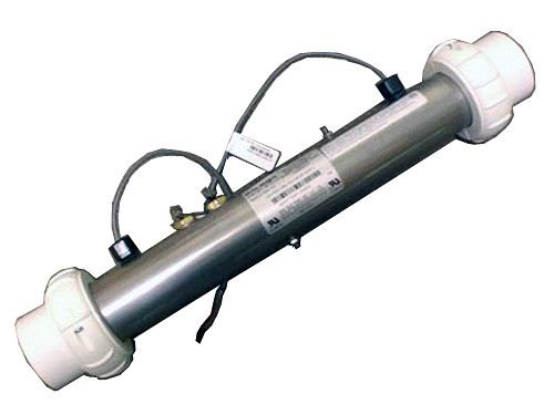 Master Spa - X300713 - 5.5 kW M7 Heater Assembly for 501 & 510 Plastic Spa Packs - Front View