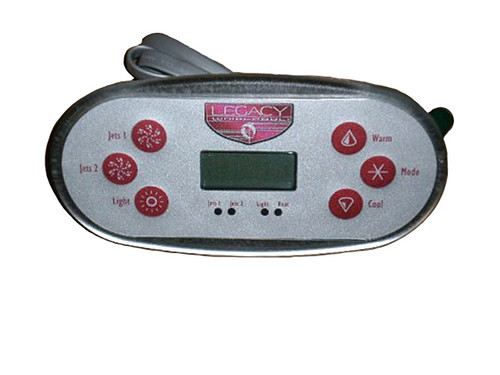 Master Spa - X310135 - Topside Control Panel