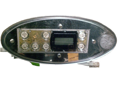 Master Spa - X310190 - Topside Control Panel - VL702S