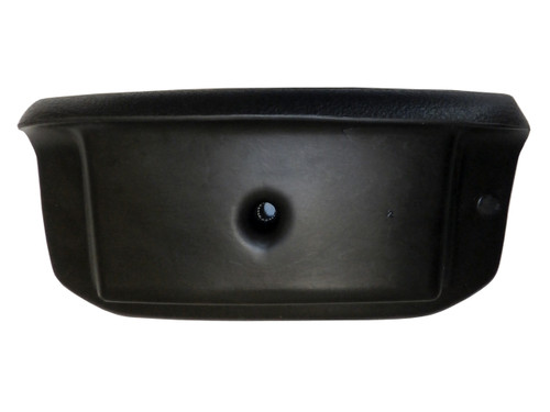 Master Spa - X540702 - Spa Pillow - Black Lounge or Small Corner Pillow for Legend Series 2003-2004 - Back View