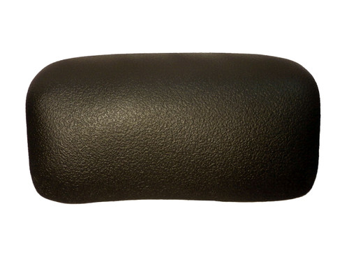 Master Spa - X540706 - Spa Pillow - Generic Black Lounge or Corner Pillow Starting in 2003 - Front View
