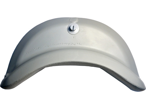 Master Spa - X540713 - Spa Pillow - Legend Series Neck Jet Pillow Starting in 2005 - Rear View