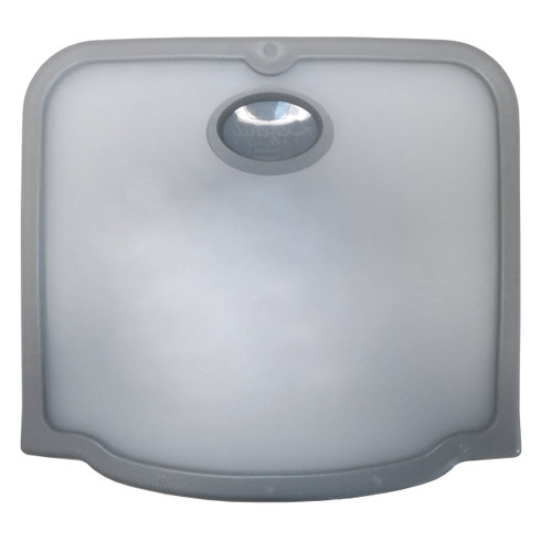 Master Spa - X540717 - Filter Lid - LSI / LSX 557 Pillow Filter Lid (X540717)- Back View