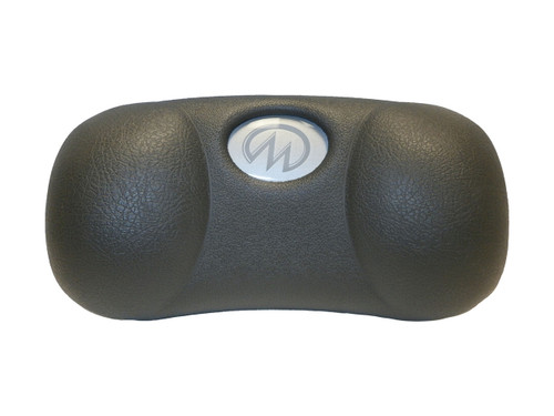 Master Spa - X540730 Spa Pillow - Legend Series Charcoal Grey Lounge Pillow Starting in 2010 - Front View
