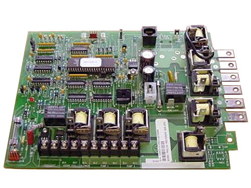 Master Spa - X800300 - Balboa Equipment MAS150 PC Circuit Board - Front View