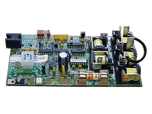 Master Spa - X800650 - Balboa Equipment Lite Leader PC Circuit Board - Front View