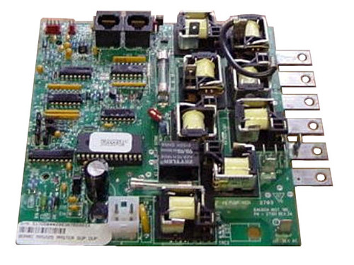 Master Spa - X800950 - Balboa Equipment MAS225 PC Circuit Board  - Front View