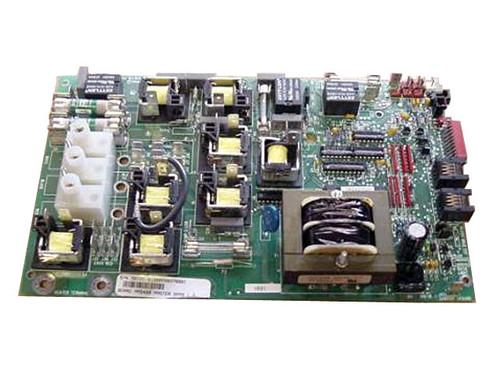 Master Spa - X801010 - Balboa Equipment MAS400 PC Circuit Board - Front View