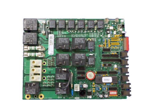 Master Spa - X801050 - Balboa Equipment MAS560 PC Board - Front View
