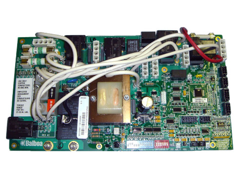 Master Spa - X801080 - Balboa Equipment MS2000 PC Board - Front View