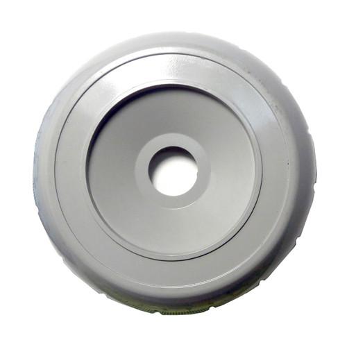 Master Spa - X804130 - Grey Diverter Cap 1999-2002 (for 2 inch Inside Diameter Plumbing) - Top View