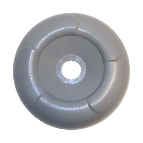 Master Spa - X804181 - Grey Diverter Cap 2003-2007 (for 2 inch Inside Diameter Plumbing) - Top View