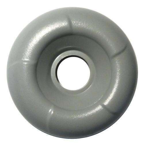 Master Spa - X804191 - Grey Diverter Cap 2003-2004 (for 1 inch Inside Diameter Plumbing) - Top View
