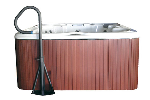 Master Spa - CV90208 - Cover Valet - The Spa Side Handrail - Side View