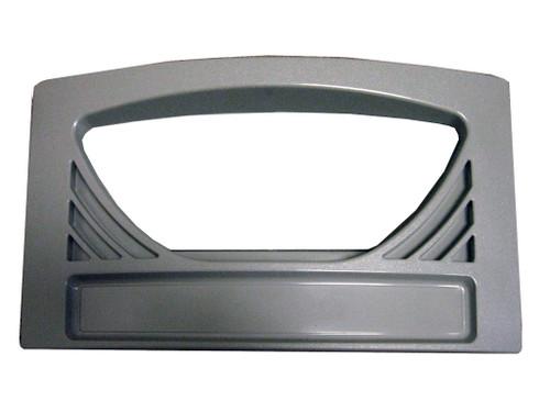 Master Spa - X804636 - Weir Cover DSG For Swim Spa Filter Housing Light Gray