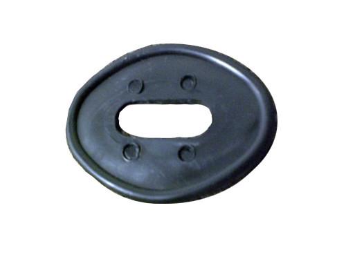 Master Spa - X510011 - Black Oval Rail Pad - X510011 - Top View