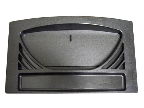Master Spa - X804634 - Weir Cover DSG For Swim Spa Filter Housing - Front View