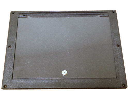 Master Spa - X550210 - Stereo/GFCI Front Cover - Front View