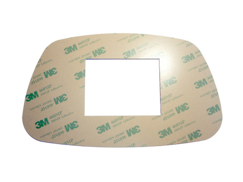 Master Spa - X509124 - Overlay for Twilight Spa Touch - Rear View