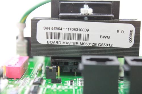 Master Spa - X800502 - Balboa Equipment MS501 ZE Pc Board